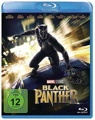 Black Panther & Doctor Strange (Blu-ray) für je 8,93€ (Amazon Prime & Thalia)
