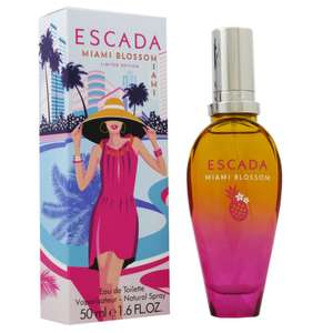 Escada Miami Blossom, Eau de Toilette (50 ml)