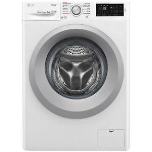 LG F14WM9KS1 - 9kg, Waschmaschine, A+++, 6 Motion Direct Drive