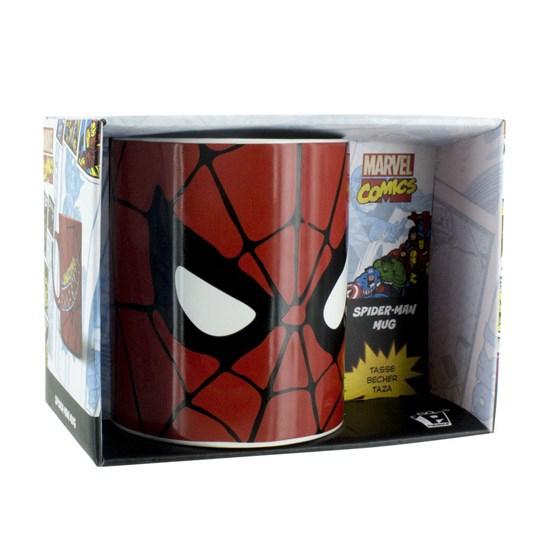Marvel Spider-Man & Shark Attack - Tasse für je 5€ (GameStop)