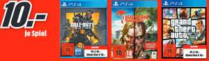 [Lokal: Media Markt Lingen Meppen Nordhorn] CoD: Black Ops 4 (PS4 / XBO / PC) | GTA V (PC, XBO, PS4) | Dead Island: Definitive Edition (PS4)