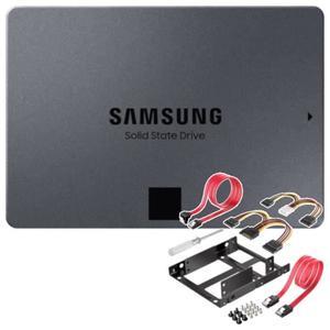 Samsung 860 QVO SSD mit 1TB inklusive SSD / HDD Adapter Kit für 89,99€ inkl. Versand (Cdiscount)