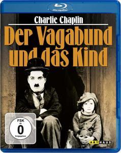 Charlie Chaplin - Der Vagabund und das Kind (Blu-ray) für 4€ versandkostenfrei (Saturn)