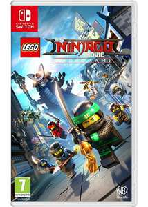 The LEGO Ninjago Movie Game: Videogame (Switch) für 19,29€ (Base.com)