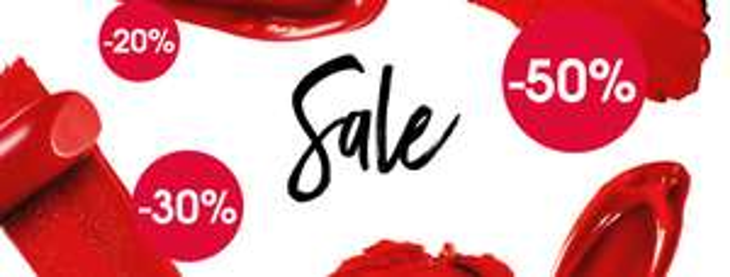 Sephora Sale mit bis zu -70% auf ausgewählte Produkte+14% Cashback und 5€ Shoop Gutschein ab 59€ [Shoop]