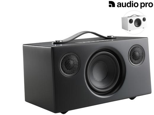 Audio pro Addon T4 Bluetooth Lautsprecher in weiß und schwarz für 55,90€ inkl. Versand