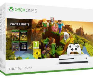 Microsoft Xbox One S1TB - Minecraft Creators Bundle [Saturn eBay]