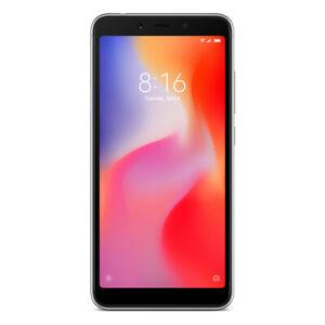 "Xiaomi Redmi 6A 16GB Dual-SIM Schwarz EU [13,8cm (5,45"") LCD Display, Android"