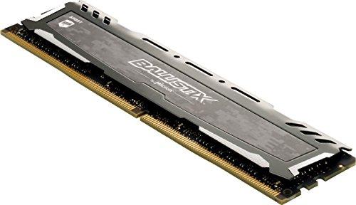 Crucial Ballistix Sport LT grau DIMM 16GB, DDR4-3000, CL15-16-16 (BLS16G4D30AESB) - Amazon.fr