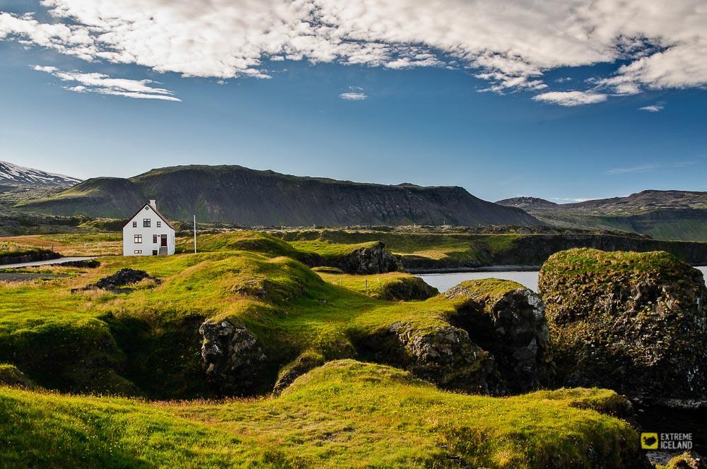 Island (Oktober bis November) Hin- und Rückflug von London nach Keflavik ab 37€ mit Amex