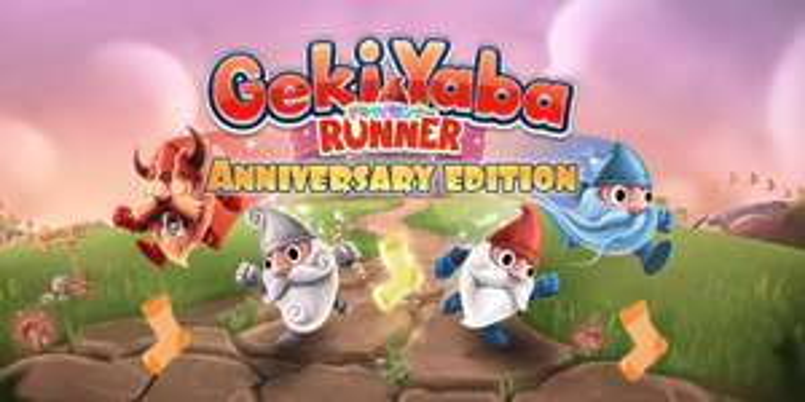 """[Switch eshop] Geki Yaba Runner Anniversary Edition """"gratis"""" für Besitzer eines der 21 ausgewählten Games"""