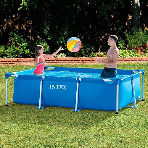 Aus gegebenem Anlass: Intex Rectangular Frame Pool - Aufstellpool - 260 x 160 x 65 cm