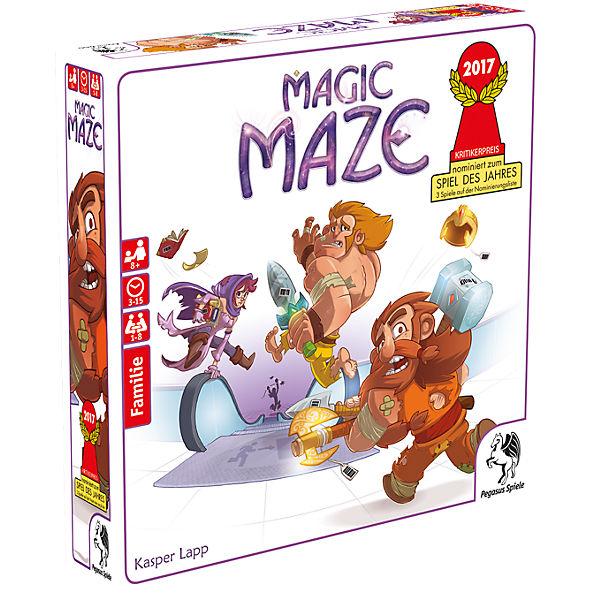 [Amazon prime] Magic Maze Brettspiel - Bestpreis!
