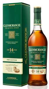Glenmorangie Quinta Ruban 14 Jahre Whisky 0,7l 46% bei [Real.de]