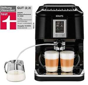Krups EA8808 Kaffeevollautomat Two-in-One-Touch Funktion 15 bar