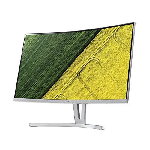 Acer ED273wmid 68,6 cm (27 Zoll) Multimedia Curved Monitor (Full HD, 1.920 x 1.080, 75hz, 4ms, ZeroFrame, DVI, HDMI, VGA) [Amazon]