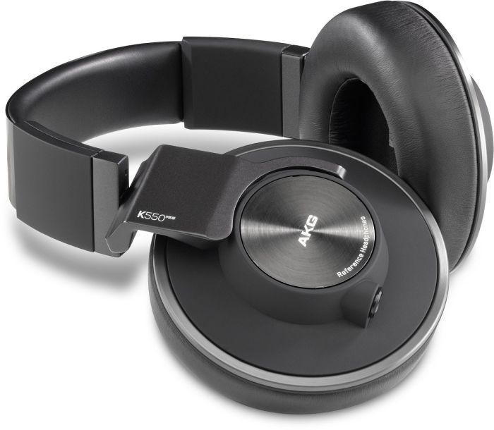 [Vorbestellung] AKG K550 MKIII Over-Ear High-Res Kopfhörer (geschlossene Bauweise, faltbar, 32 Ohm, 50mm Treiber, 305g, abnehmbares Kabel)