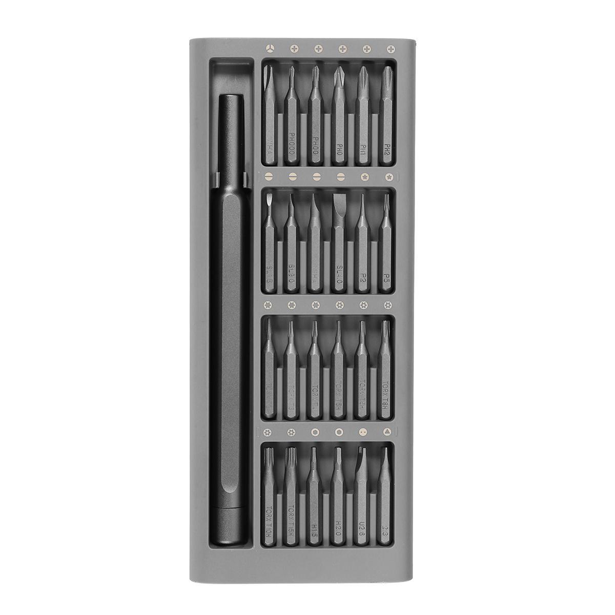 XIAOMI Wiha 25 in 1 Mehrzweck Präzision-Schraubendreher-Satz, Reparatur Set