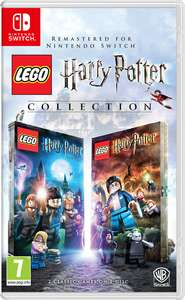 LEGO Harry Potter Collection (Switch) für 16,57€ (ShopTo)