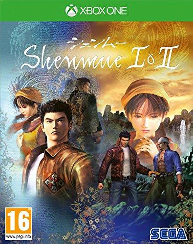 Shenmue I & II (Xbox One) für 14,50€ (Amazon FR)