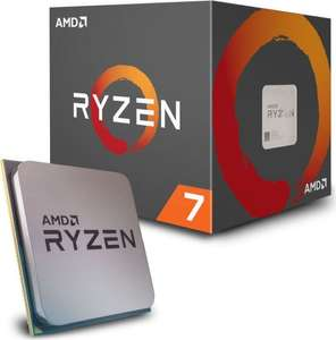 AMD Ryzen 7 2700 8x 3,2GHZ boxed CPU bei Alternate inkl. Versand