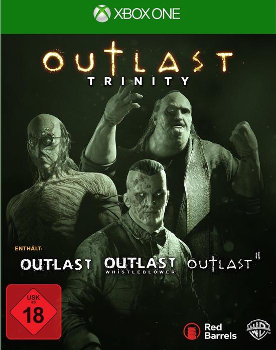 [Gamestop] Outlast Trinity - Xbox One - 5€ bei Abholung - 10€ bei Lieferung