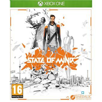 State Of Mind (Xbox One) für 10,02€ (Fnac FR)