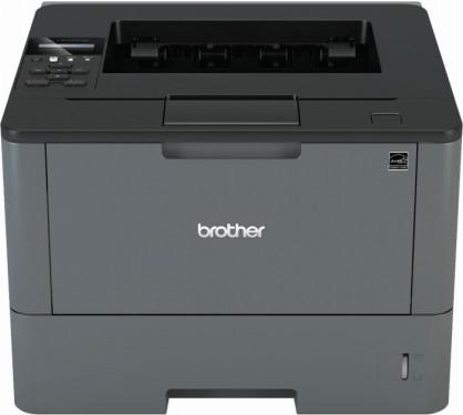 Brother HL-L5200DW Monolaserdrucker (40 Seiten/min, Duplexer, 250 Blatt, LAN, WLAN, USB 2.0, Cloud Print, AirPrint)