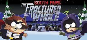 Steam Sale: South Park: The Fractured But Whole oder The Stick of Truth für je 5,99 €