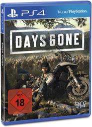 [netgames] PS 4 - Days Gone - PEGI -Version