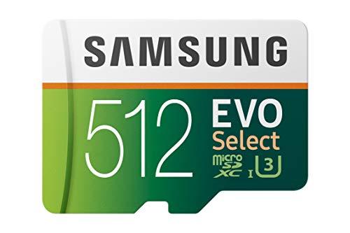 Samsung Evo Select microSDXC 512GB für 89,78€ (Amazon ES)