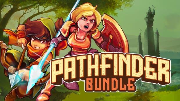 Pathfinder Bundle (Convoy, Fantasy Versus, Dungeon Rushers, Songbringer, Heroes of the Monkey Tavern, Farabel, Savage Lands, Ara Fell)