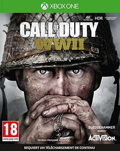 Call of Duty: WWII (Xbox One) für 12,96€ (Amazon FR)