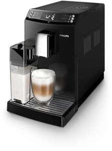 Kaffeevollautomat Philips EP3360/00 (15 bar, 1.8l Wasser, 250g Bohnen, abnehmbarer Milchbehälter, Menge/Temperatur, Brühgruppe rausnehmbar)