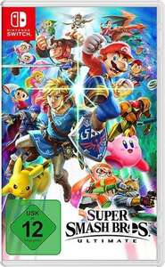 Super Smash Bros. Ultimate (Switch) - Begrenzte Anzahl