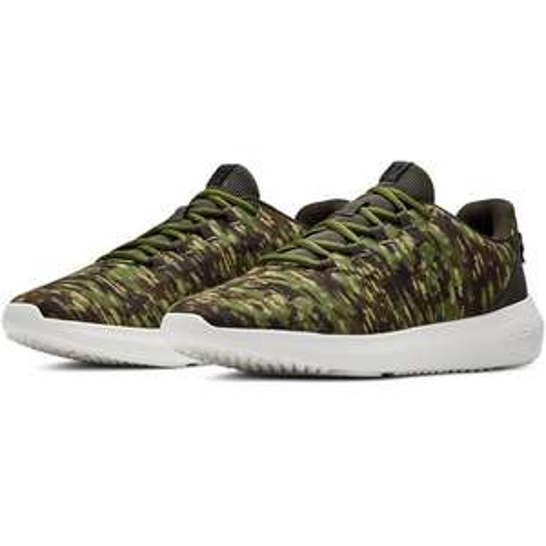 Under Armour UA Ripple Print Camouflage Sneaker in Größe 41 bis 47,5