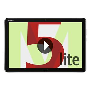 HUAWEI MediaPad M5 Lite 10 Tablet WiFi 32 GB grey