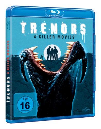 (Prime) Tremors 1-4 [Blu-ray]