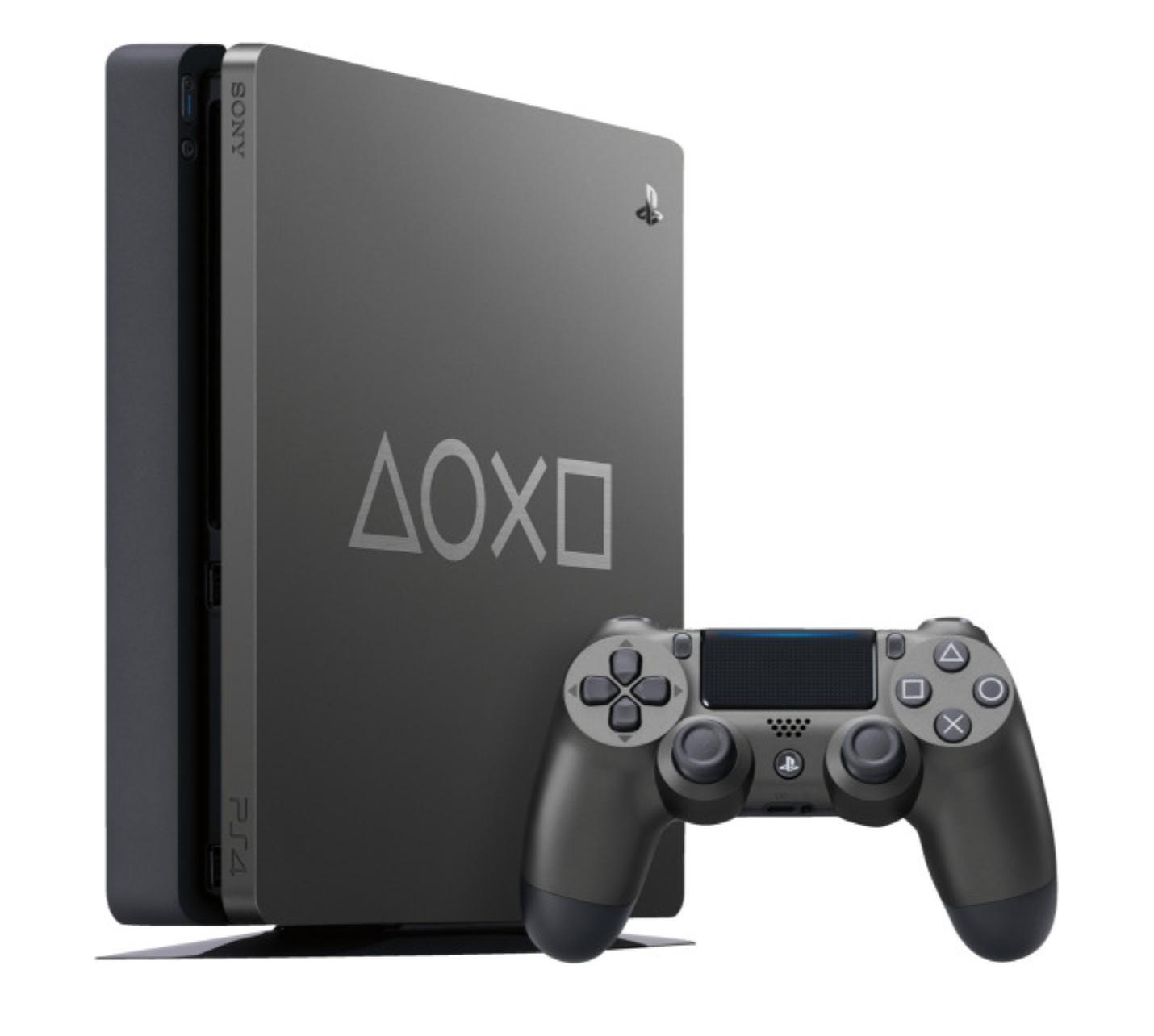 Sony PlayStation 4 1TB Days of Play Limited Edition für 199€ (3 Jahre Garantie 19,95€) [MediaMarkt & Saturn]