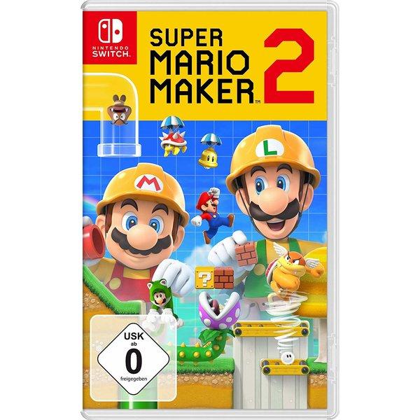 Super Mario Maker 2 bei CHECK24 mit App Gutschein