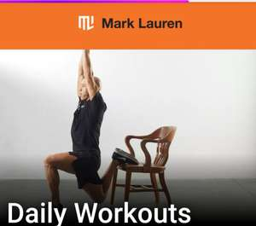 Mark Lauren on Demand 50% [Online Fitnessprogramm]