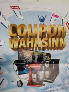 [SAMMELDEAL PAYBACK] Coupons bis zu 50 Fach Punkte / 6500 Punkte Extra (Rewe, Real, DM, Aral, Penny, Thalia, WMF, DEPOT, Fressnapf, Telekom)