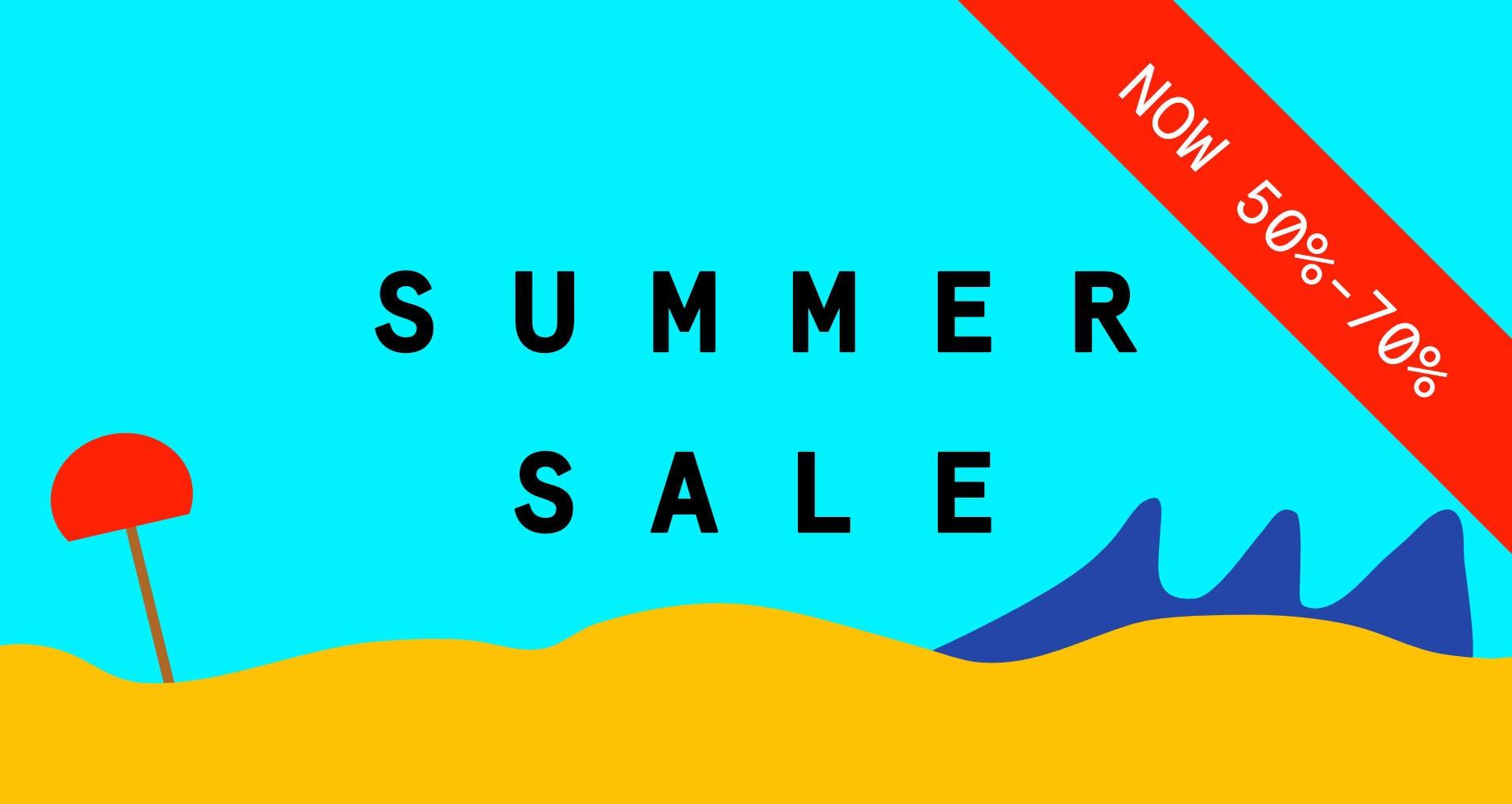 Summer Sale Uebervart