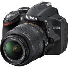 (Ebay Wow) Nikon D3200 mit AF-S DX Nikkor 18-55 mm Objektiv inkl. Versand 399€