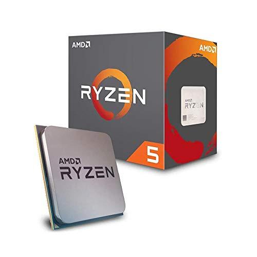 AMD Prozessor RYZEN5 2600 Socket AM4