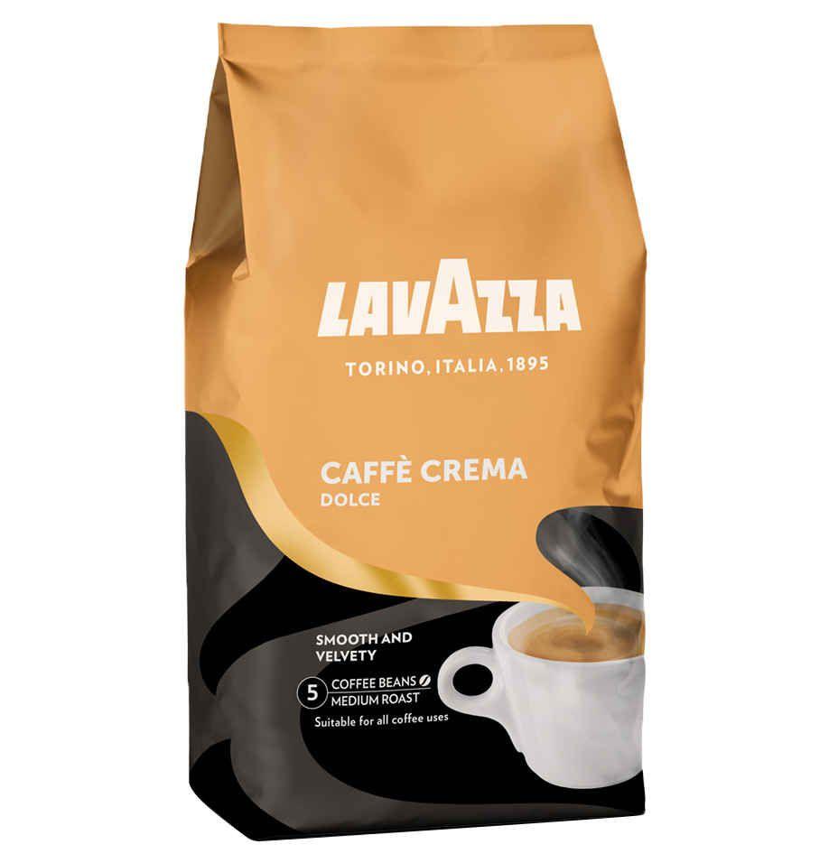 [Galeria Kaufhof] Lavazza Caffe Crema Dolce Bohnen (1 kg)
