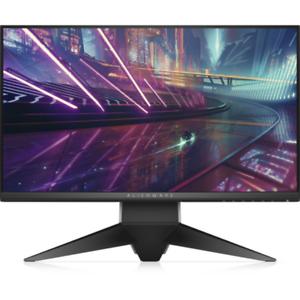 "Dell Alienware AW2518HF 24.5"" FHD TN 240Hz Gaming Monitor (1ms, AMD FreeSync, LFC, 2x HDMI / 1x DP, ergonomisch, VESA, USB-Hub)"