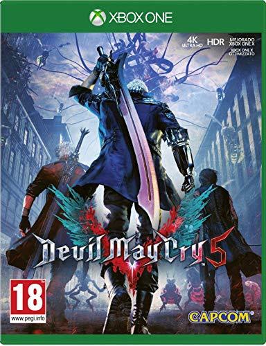 Devil May Cry 5 (Xbox One) für 28,66€ (Amazon ES)