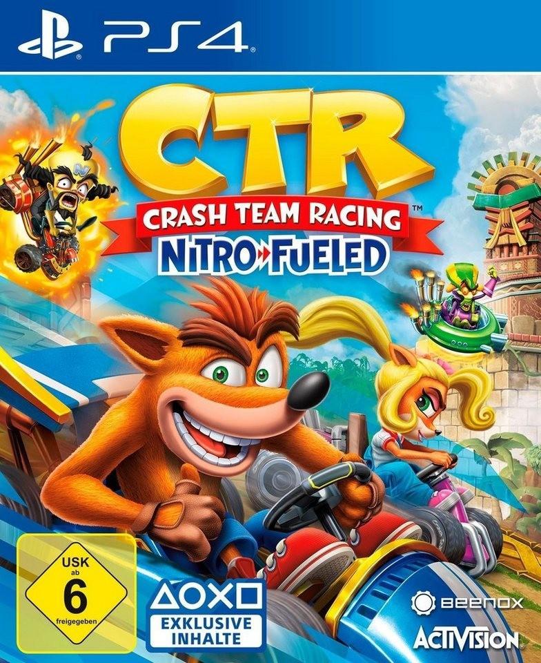 Crash Team Racing: Nitro-Fueled (PS4) für 29,99€ (Müller & Amazon)