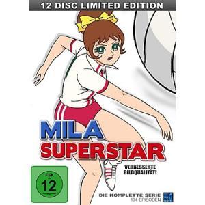 Mila Superstar - Die komplette Serie Limited Edition (12 DVDs) für 38,24€ (Müller)